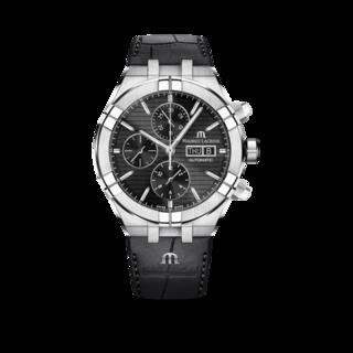 Maurice Lacroix Herrenuhr Aikon Automatic Chronograph AI6038-SS001-330-1