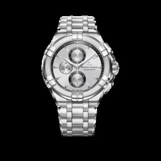 Maurice Lacroix Herrenuhr Aikon Quartz Chronograph AI1018-SS002-130-1
