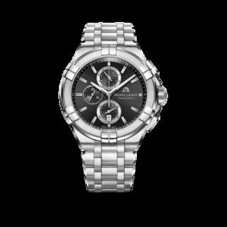 Maurice Lacroix Herrenuhr Aikon Quartz Chronograph AI1018-SS002-330-1