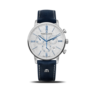 Maurice Lacroix Herrenuhr Eliros Chronograph 40mm EL1098-SS001-114-1