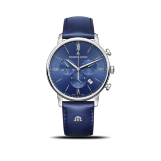 Maurice Lacroix Herrenuhr Eliros Chronograph EL1098-SS001-410-1