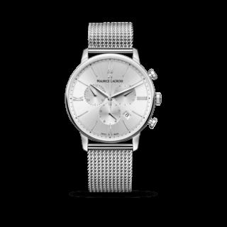 Maurice Lacroix Herrenuhr Eliros Chronograph EL1098-SS002-110-1