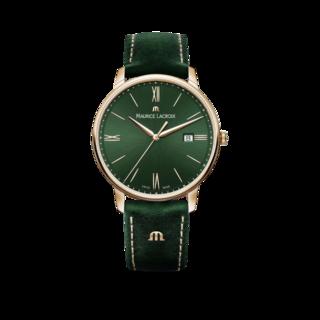 Maurice Lacroix Herrenuhr Eliros Date Green Smoked EL1118-PVP01-610-1