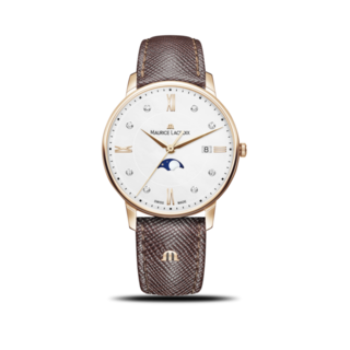 Maurice Lacroix Damenuhr Eliros Moonphase Ladies EL1096-PVP01-150-1