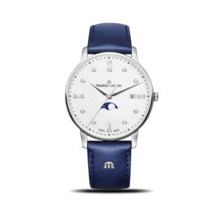 Maurice Lacroix Damenuhr Eliros Moonphase Ladies EL1096-SS001-150-1
