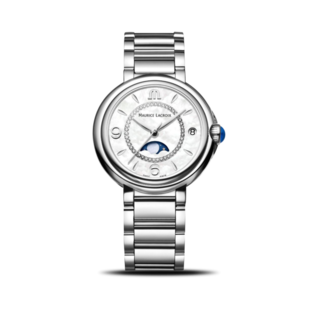 Maurice Lacroix Damenuhr Fiaba Moonphase 32mm FA1084-SS002-170-1