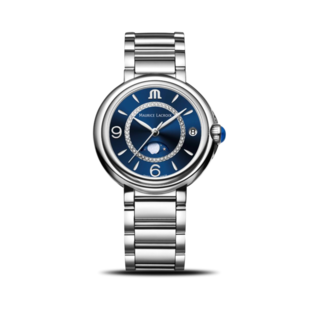 Maurice Lacroix Damenuhr Fiaba Moonphase 32mm FA1084-SS002-420-1