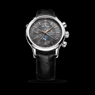 Maurice Lacroix Herrenuhr Les Classique Chronographe Phase de Lune LC6078-SS001-331-1