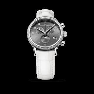Maurice Lacroix Damenuhr Les Classiques Phases de Lune Chronographe Ladies LC1087-SD501-820-1