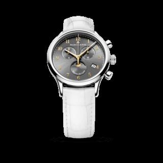 Maurice Lacroix Armbanduhr Les Classiques Phases de Lune Chronographe Ladies LC1087-SS001-821-1