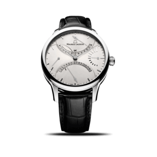 Maurice Lacroix Herrenuhr Double Retrograde Manufacture Automatique MP6518-SS001-130-1