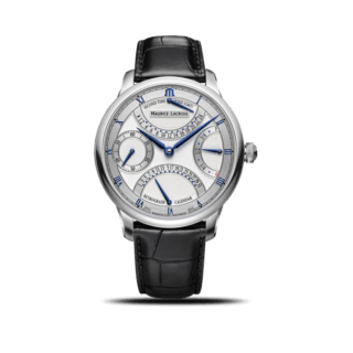 Maurice Lacroix Herrenuhr Masterpiece Double Retrograde MP6578-SS001-131-1