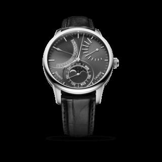Maurice Lacroix Herrenuhr Masterpiece Lune Rétrograde MP6528-SS001-330-1