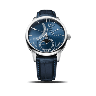 Maurice Lacroix Herrenuhr Masterpiece Lune Rétrograde MP6528-SS001-430-1