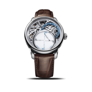 Maurice Lacroix Herrenuhr Masterpiece Mysterious Seconds MP6558-SS001-094-2