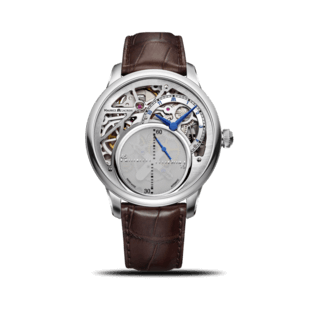 Maurice Lacroix Herrenuhr Masterpiece Mysterious Seconds MP6558-SS001-096-1
