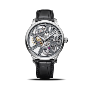 Maurice Lacroix Herrenuhr Masterpiece Skeleton MP7228-SS001-003-1