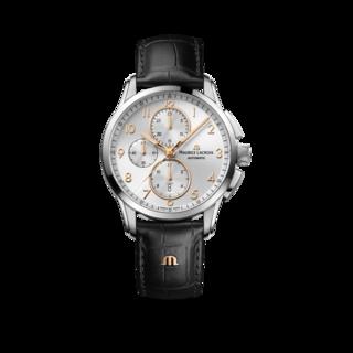 Maurice Lacroix Herrenuhr Pontos Chronograph 43mm PT6388-SS001-220-2