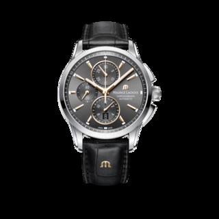 Maurice Lacroix Herrenuhr Pontos Chronograph PT6388-SS001-331-1