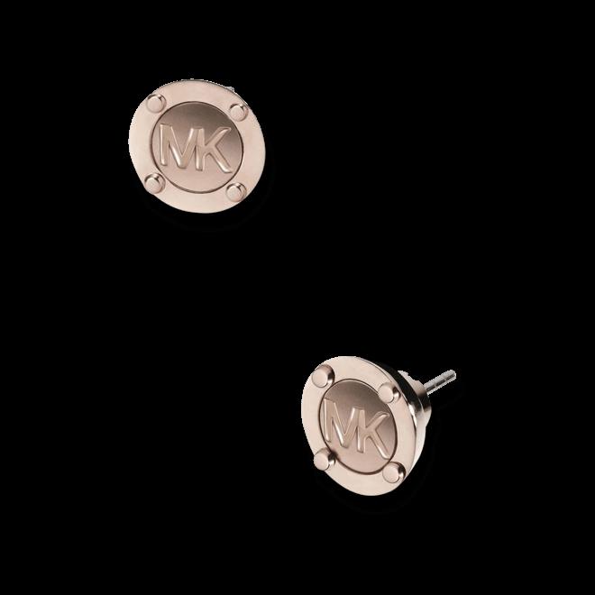 Ohrstecker Michael Kors Heritage aus Edelstahl ionenbeschichtet