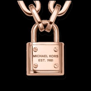 Michael Kors Halskette mit Anhänger Logo MKJ3327791