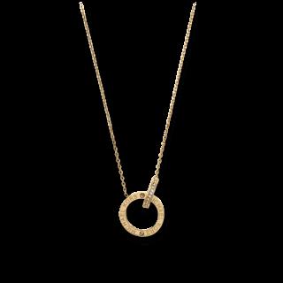 Michael Kors Halskette mit Anhänger Logo MKJ4678710