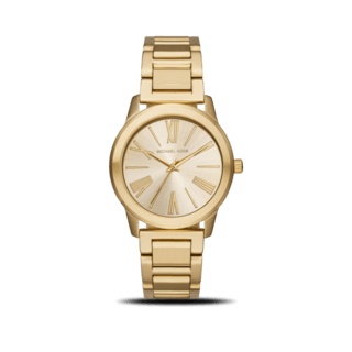 Michael Kors Damenuhr Quarz 38mm MK3490