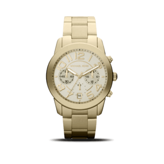 Michael Kors Damenuhr Quarz Chronograph 41,5mm MK5726