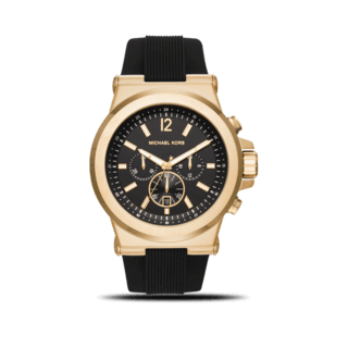 Michael Kors Herrenuhr Chronograph Quarz 48mm MK8445