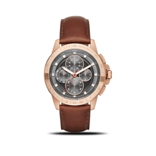 Michael Kors Herrenuhr Quarz Chronograph 45mm MK8519