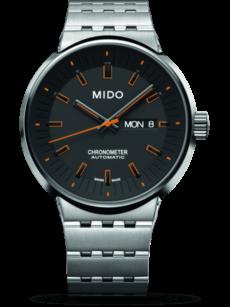 Mido All Dial Gent Caliber 80 Chronometer