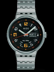 Mido All Dial Gent Titan Chronometer