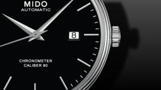 Mido Baroncelli III Chronometer 80 Gent