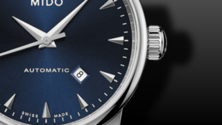Mido Baroncelli Midnight Blue Lady Auto 29mm