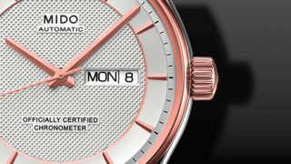 Mido Belluna Gent II Chronometer