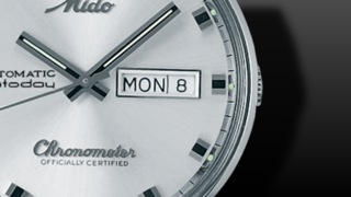 Mido Commander 1959 Chronometer