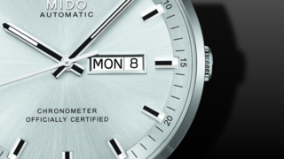 Mido Commander Gent Chronometer