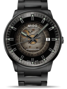Mido Commander Gradient 40mm