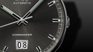 Mido Commander II Big Date