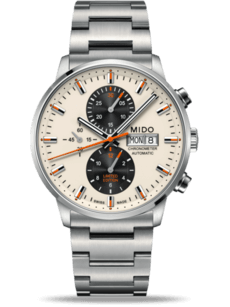 Mido Commander II Chronograph