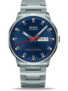Mido Commander II Chronometer