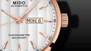 Mido Multifort Gent Chronometer
