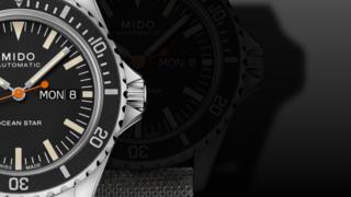 Mido Ocean Star Automatik Special Edition 40mm
