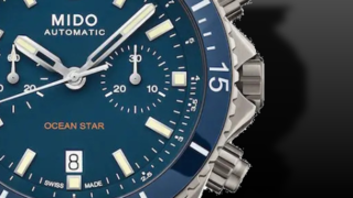 Mido Ocean Star Chronograph 44mm