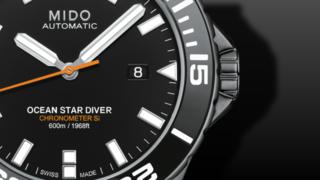Mido Ocean Star COSC 60 bar