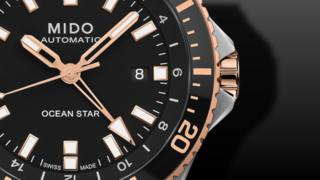 Mido Ocean Star GMT 44mm