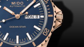Mido Ocean Star Tribute 40,5mm