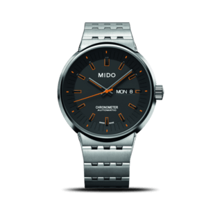 Mido Herrenuhr All Dial Gent Chronometer 80 M8340.4.18.19