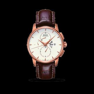 Mido Herrenuhr Baroncelli II Chronograph M8607.3.11.82