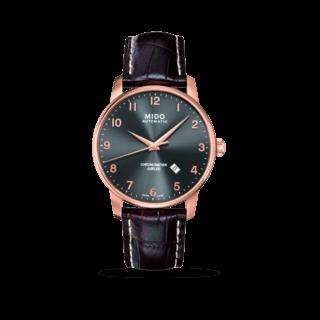 Mido Herrenuhr Baroncelli II Jubilee Chronometer M8690.3.13.8